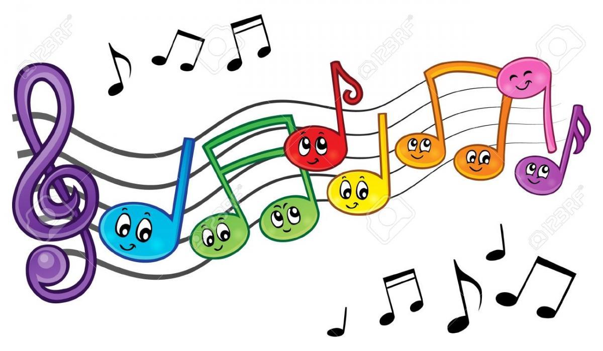 36328236 musique de bande dessinee note theme image 2 eps10 illustration vectorielle