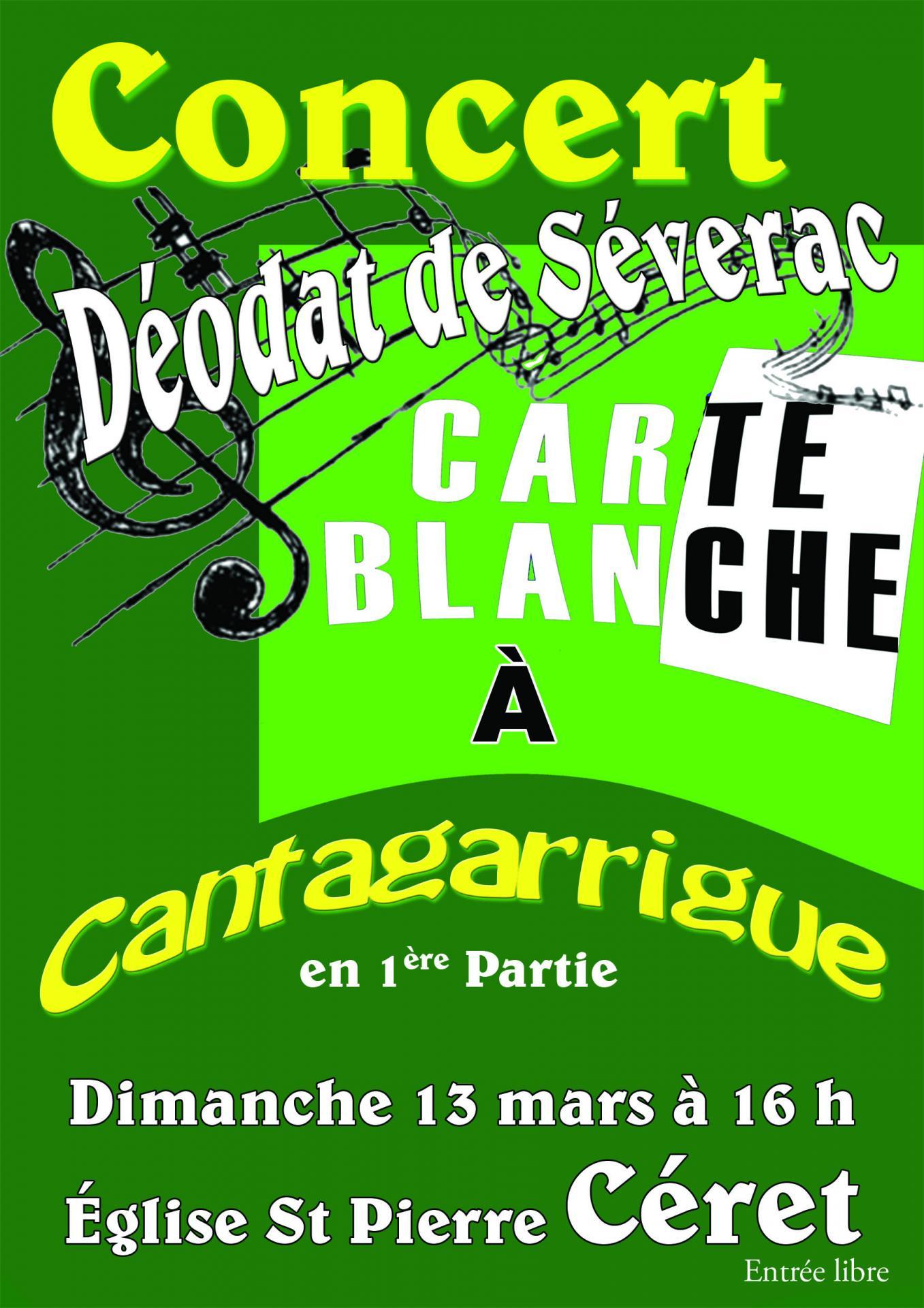 Carte blanche cantagarrigue 1