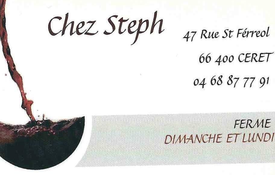 Chez steph 1
