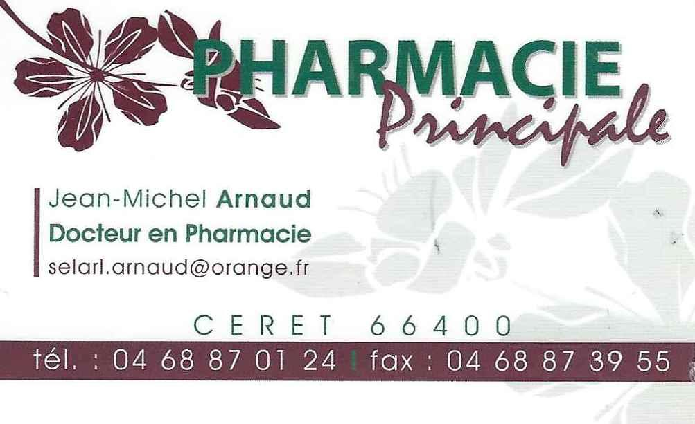 Pharmacie princip