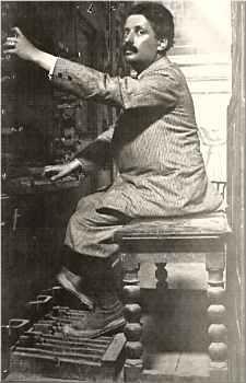 Severac orgue st felix 1907